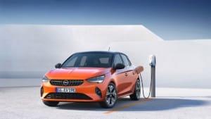 E-Auto Opel Corsa