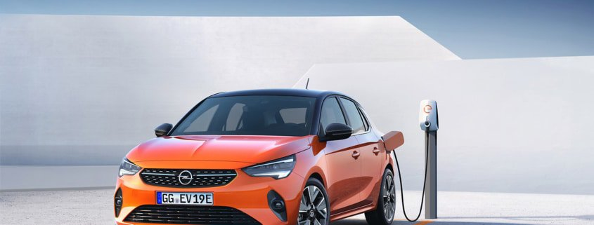 E-Auto Opel Corsa-e