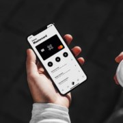 NumberX App Mastercard Header