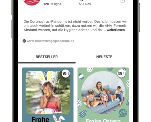 myPostcard App 02