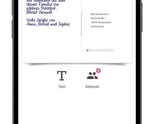 myPostcard App 04