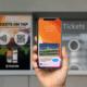 Ticketek App-Clips