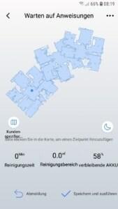 Tesvor S6 Turbo Fehler App